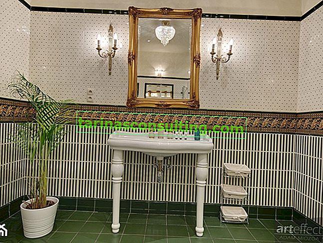 Bordure dans les intérieurs - comment utiliser un ornement en décoration?