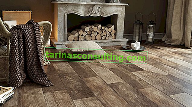 Piastrelle imitazione legno: alla moda, eleganti, senza tempo. Esplora strutture vicine alla natura