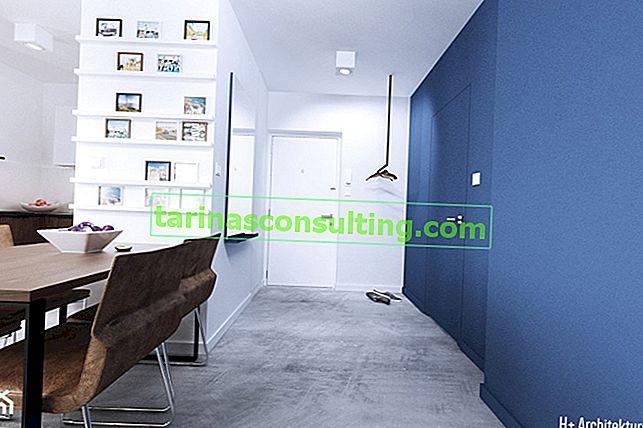 Come scegliere i colori delle pareti per la hall?