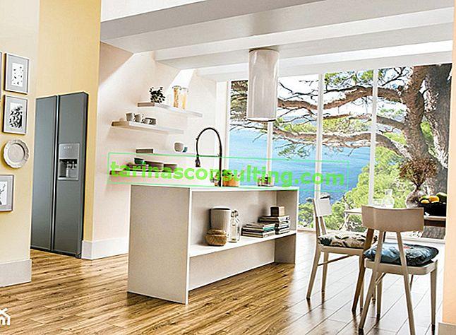 Non solo bianco, è una rivoluzione cromatica in cucina. 5 idee per un allestimento originale