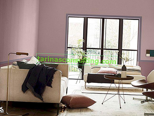 Come possono i colori cambiare un interno? Dai un'occhiata ad alcune idee per un colorato restyling a casa!