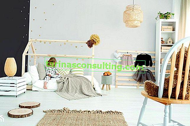 Colore nella stanza di un bambino: cosa considerare quando si sceglie il colore delle pareti?
