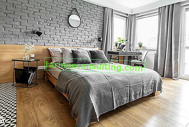 Colore grigio delle pareti: cosa combinare, quali accessori scegliere?