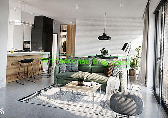 Pavimento grigio: che colore di pareti e mobili dovrei scegliere?