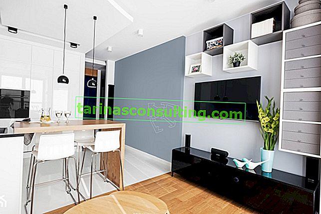 Di che colore dovrebbe essere dipinta una piccola stanza?