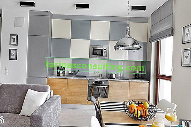 7 idées pour aménager une cuisine grise moderne