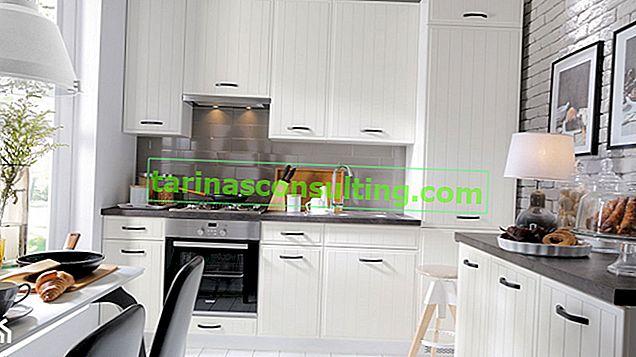Nový kuchyňský nábytek Domin od Black Red White