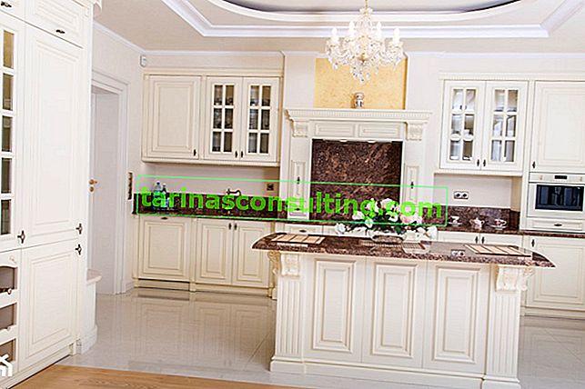 Zařizujeme kuchyň ve francouzském stylu. Jaký druh nábytku zvolit?