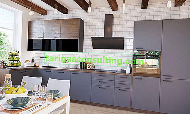 Ristrutturazione della cucina: quali mobili e accessori scegliere? Dai un'occhiata a 5 ispirazioni alla moda