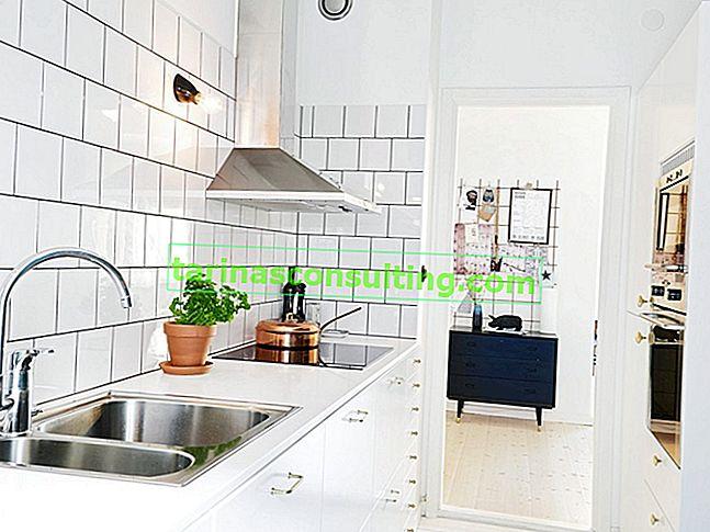 3 idee per un piano cucina originale. Quale è meglio: vetro, piastrelle o conglomerato?