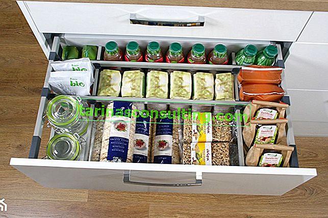Jak skladovat v kuchyni? Comfort Box Rejs - zásuvky navržené s ohledem na pohodlí