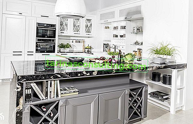 Chytré způsoby skladování v kuchyni - tipy a fotografie