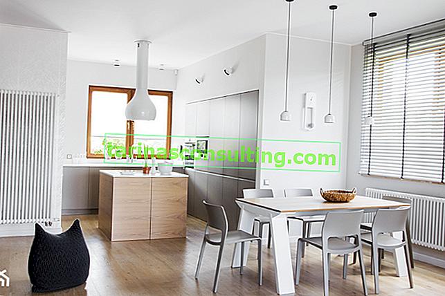 Jak vybavit kuchyň? Vybíráme nábytek, kování a kapuci