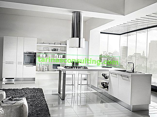 Come organizzare una cucina moderna?