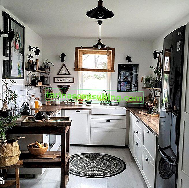 Come organizzare una cucina per essere funzionale? Ergonomia in cucina