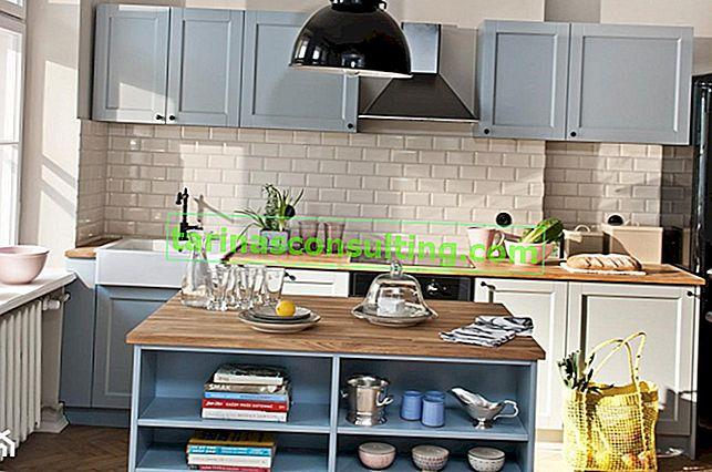 Piano di lavoro in legno in cucina: pro e contro