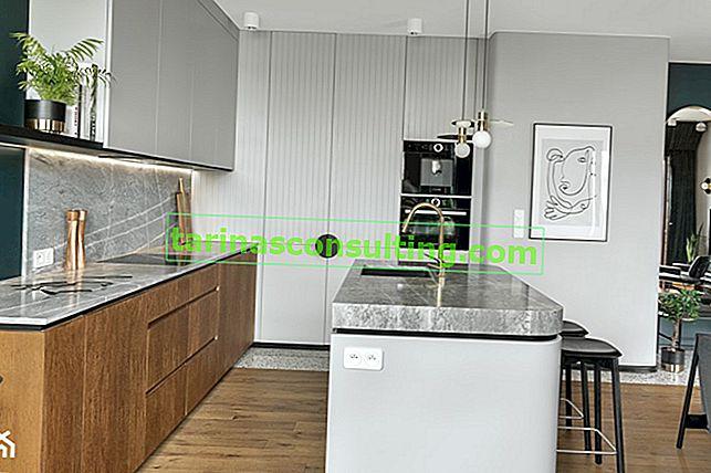 Quali mobili da cucina scegliere? Revisione dei materiali per i frontali delle cucine
