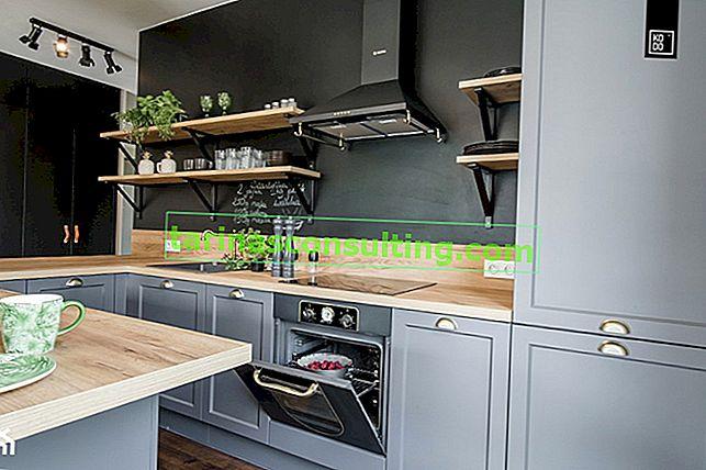 Rekonstrukce kuchyně až do výše 10 000 PLN nebo jak renovovat kuchyň s nízkými náklady