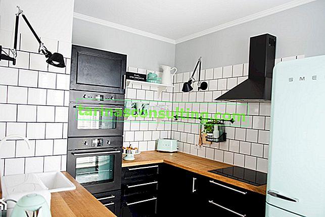 Come organizzare una cucina a forma di U?