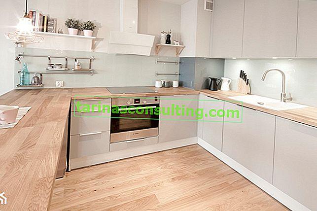 Kuchyně bez okna - jak zařídit slepou kuchyň?
