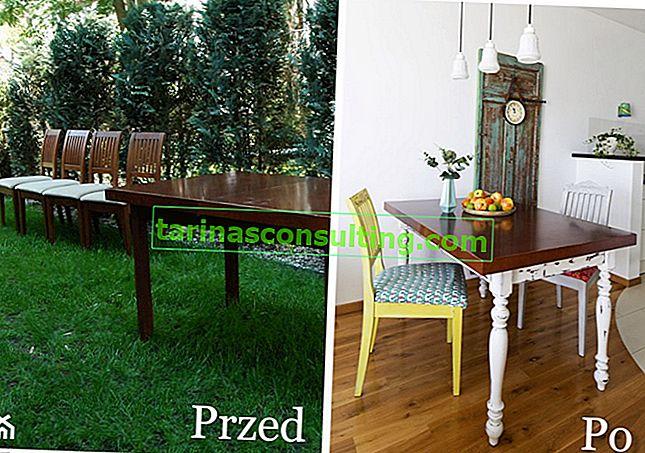 5 meilleures métamorphoses de meubles - Classement par la rédaction de Homebook.pl
