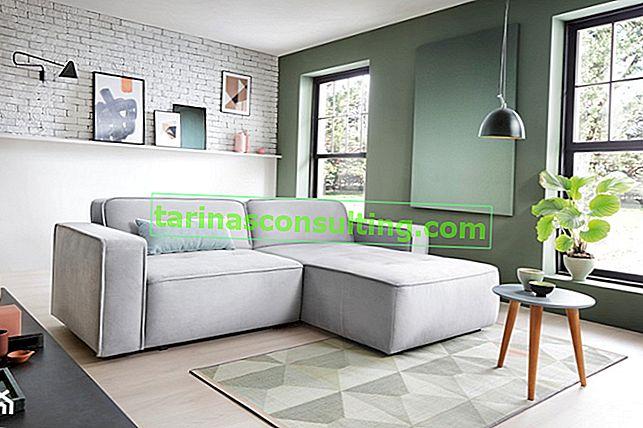 Divano del soggiorno: quale scegliere per distinguersi? Vedi 3 divani insoliti