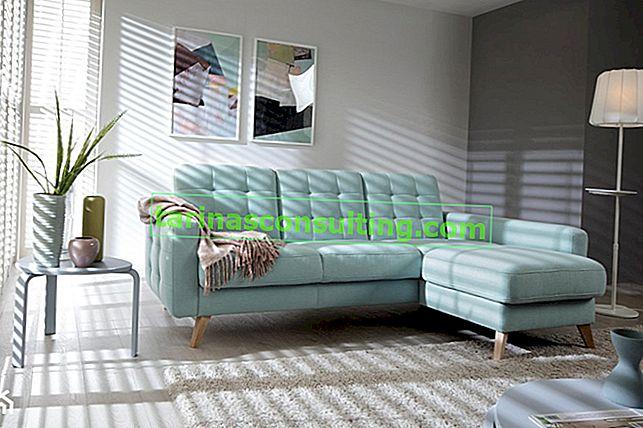 I mobili più alla moda di questa stagione? Incontra i divani a gamba alta!