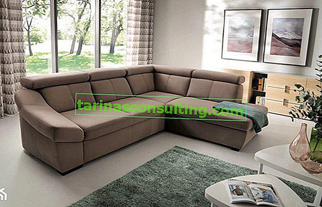 5 motivi per acquistare un divano in tessuto