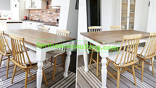 Come scegliere un tavolo da pranzo in legno?