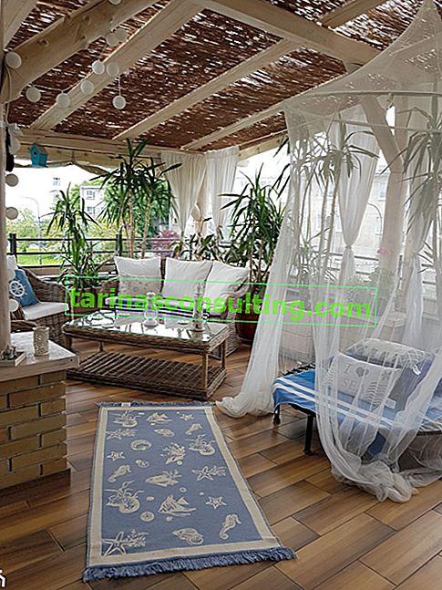 Meubles en rotin pour la terrasse et le balcon - que devez-vous savoir avant d'acheter?