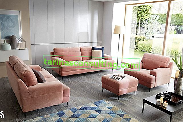 Salotti 3 + 2 + 1, una soluzione per un soggiorno confortevole ed elegante