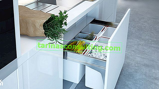 Comment aménager l'intérieur des armoires de cuisine? Des solutions pratiques