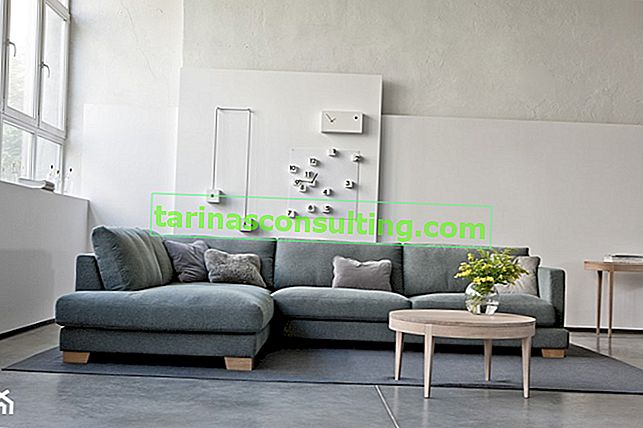 Canapé de style scandinave - qu'est-ce qui le distingue?