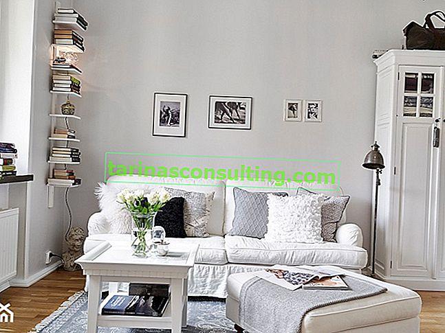 6 modi per organizzare un accogliente appartamento in un condominio
