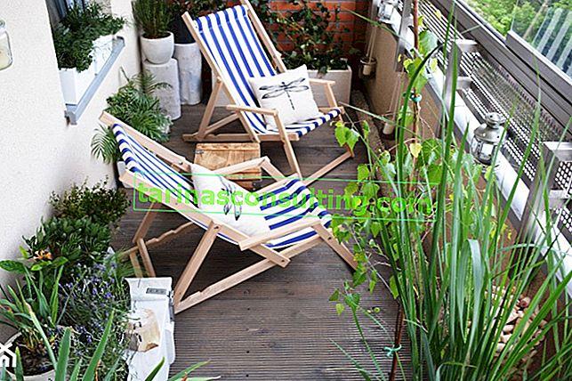 Petit balcon - grandes possibilités. Revue de solutions inspirantes