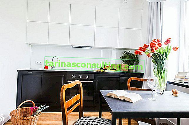Des idées intelligentes pour aménager un appartement de 40 mètres carrés dans un immeuble