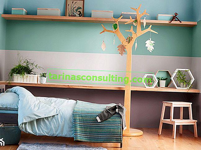 Comment décorer les murs d'une chambre d'enfant? Voir l'inspiration colorée