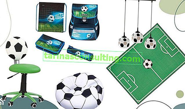 Salle de football pour garçon - 6 éléments essentiels pour une salle de fan de football