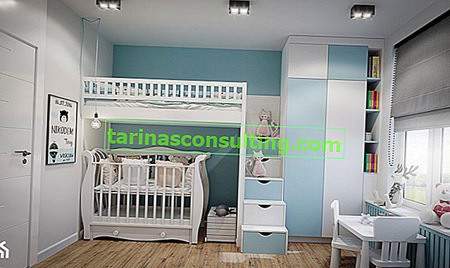 Comment aménager une petite chambre pour des frères et sœurs d'âges différents?