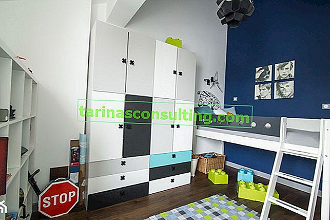 Comment aménager une chambre d'enfant avec un lit superposé? 5 idées