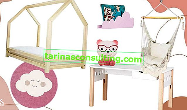 Une chambre pour une fillette de 6 ans - comment l'aménager? 6 essentiels