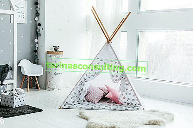 Un point sur et dans l'agencement de la chambre d'un tout-petit, ou comment choisir un tapis pour enfants