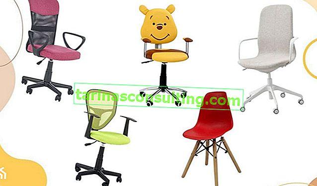 Quelle chaise de bureau pour enfant choisir en 2020?