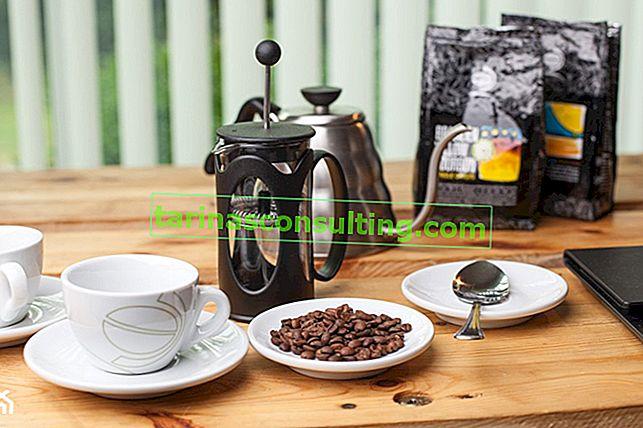 Fondi di caffè in giardino e in cucina - 7 modi per utilizzare i fondi di caffè