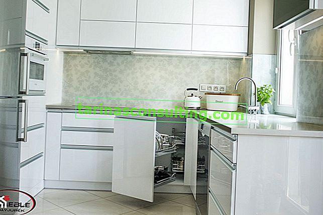 Modi intelligenti per conservare in cucina
