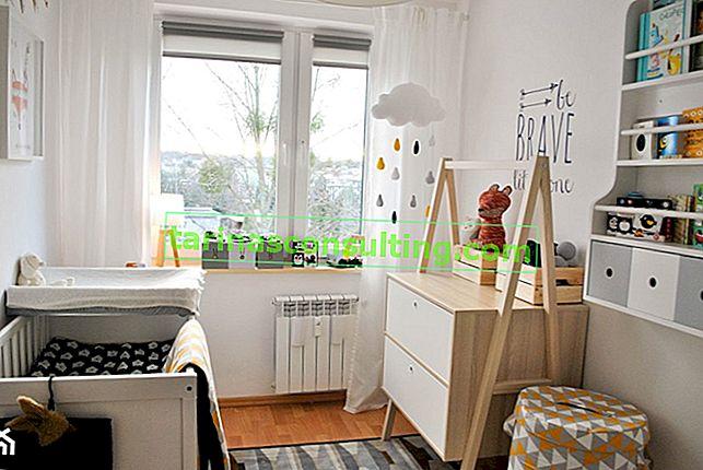 Di che colore dovrebbe essere dipinta la stanza per un neonato? Cosa considerare quando si sceglie una combinazione di colori?