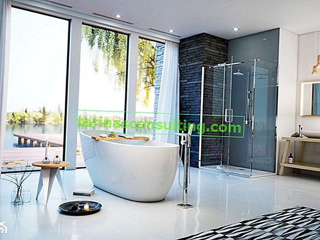 Come scegliere un rubinetto per vasca da bagno?