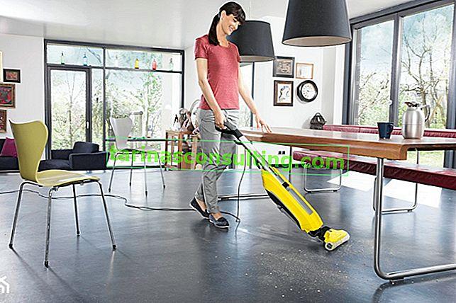 Una rivoluzione nella pulizia dei pavimenti! La scopa elettrica FC 5 Kärcher
