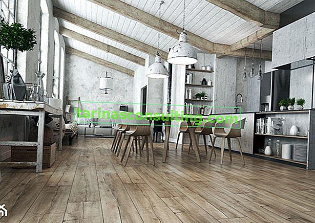 Pavimenti in laminato e effetto legno antico: dai un'occhiata ai pavimenti di ispirazione vintage