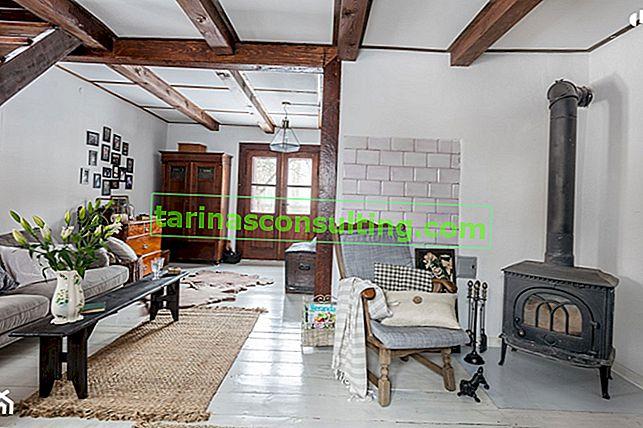 Casa rustica. Quali mobili, colori, accessori?